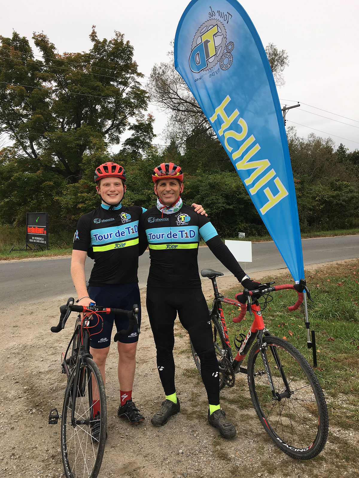 Tour de T1D - Cycling for Type 1 Diabetes
